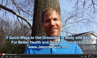 3 Quick Ways to Get Grounded in Body and Soul 316x188px