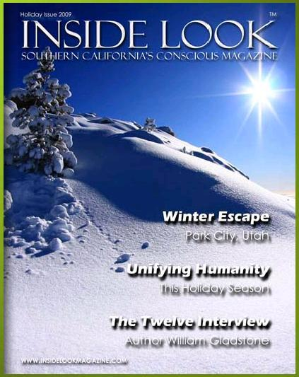 9 11 1 Inside Look Magazine Unifying Humanity This Holiday Seasion Cover