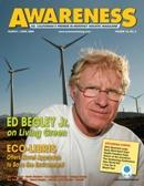 9 3 1 Awareness Magazine Environmental Soulutions Cover